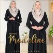 PRINCESS MADELINE - BLACK - KHAIZAN