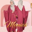 MONICA KAFTAN - CANDY APPLE - KHAIZAN