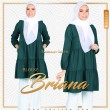 BLOUSE BRIANA - EMERALD GREEN - KHAIZAN