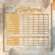 PRINCESS AURORA V3 - DUSTY ORANGE - KHAIZAN