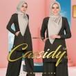 CASSIDY SUIT V2 - MOSS GREEN - KHAIZAN