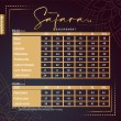 PRINCESS SAFARA V4 - COFFEE BROWN - KHAIZAN