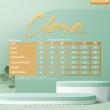 BLOUSE CLARA - DUSTY ORANGE - KHAIZAN