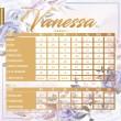 MISS VANESSA V2 - MAGENTA - KHAIZAN
