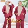 CLAIRE SUIT - CANDY APPLE - KHAIZAN