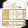 PRINCESS ALICIA V2 - MUSTARD - KHAIZAN
