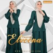 PRINCESS ELVEENA - EMERALD GREEN - KHAIZAN