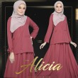 PRINCESS ALICIA - CANDY APPLE - KHAIZAN