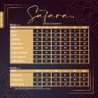 PRINCESS SAFARA V4 - MAROON - KHAIZAN