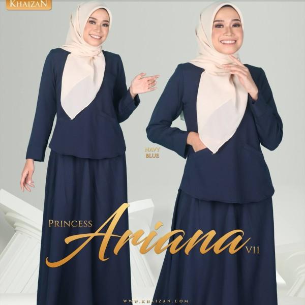 PRINCESS ARIANA V11 - NAVY BLUE - KHAIZAN