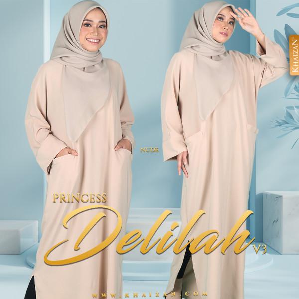 PRINCESS DELILAH V3 - SOFT NUDE - KHAIZAN
