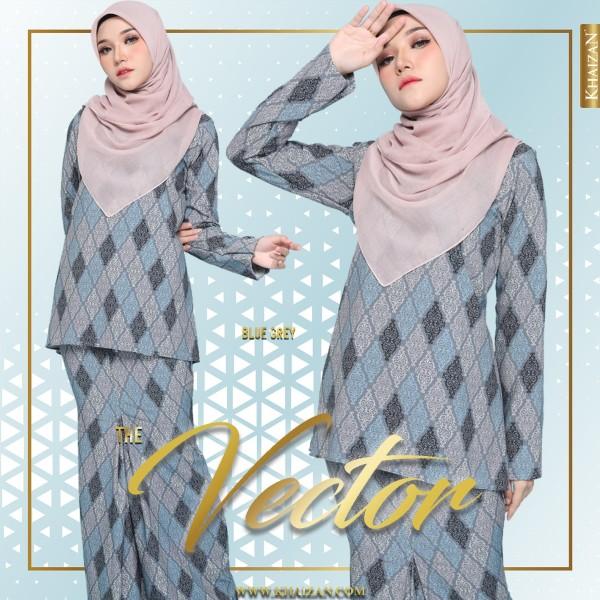 THE VECTOR - BLUE GREY - KHAIZAN