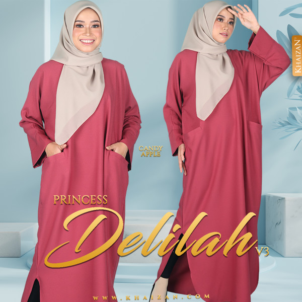 PRINCESS DELILAH V3 - CANDY APPLE - KHAIZAN