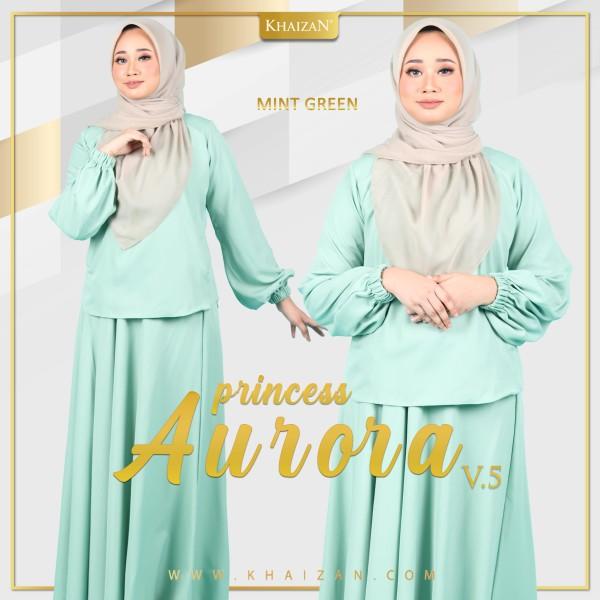 PRINCESS AURORA V5 - MINT GREEN - KHAIZAN