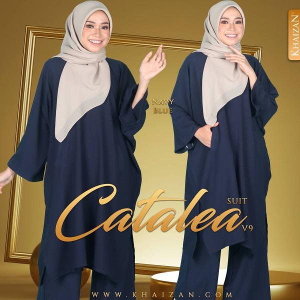 CATALEA SUIT V9 - NAVY BLUE - KHAIZAN