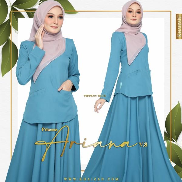 PRINCESS ARIANA V8 - TIFFANY BLUE - KHAIZAN