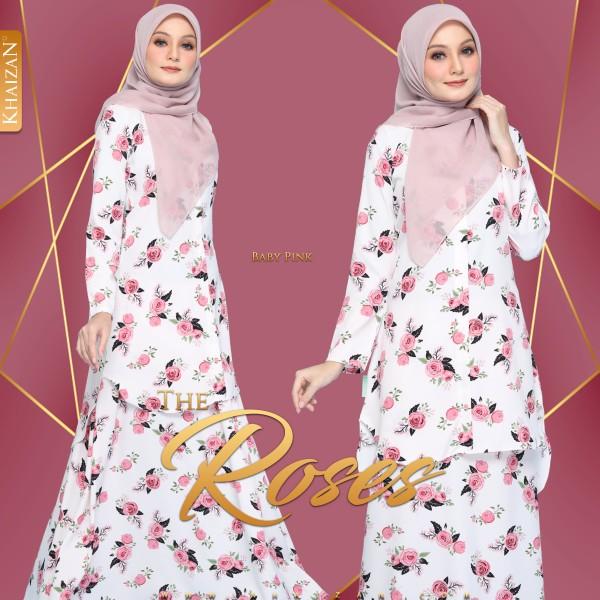 THE ROSES - BABY PINK - KHAIZAN