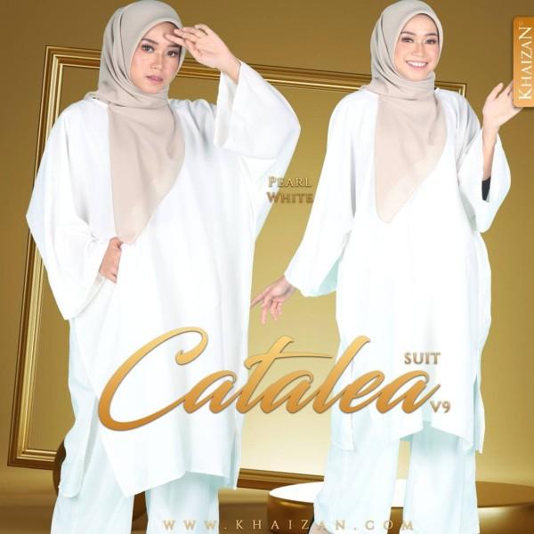 CATALEA SUIT V9 - PEARL WHITE - KHAIZAN
