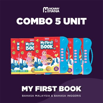 COMBO 5 UNIT MY FIRST BOOK