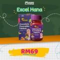 Excel Hana - MommyHana
