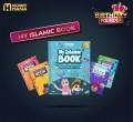 My Islamic Book + 4 Magic Book - MommyHana