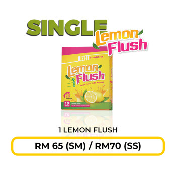 LEMON FLUSH (10 Hari Detox)