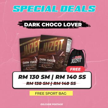 DARK CHOCO - DUO BOX