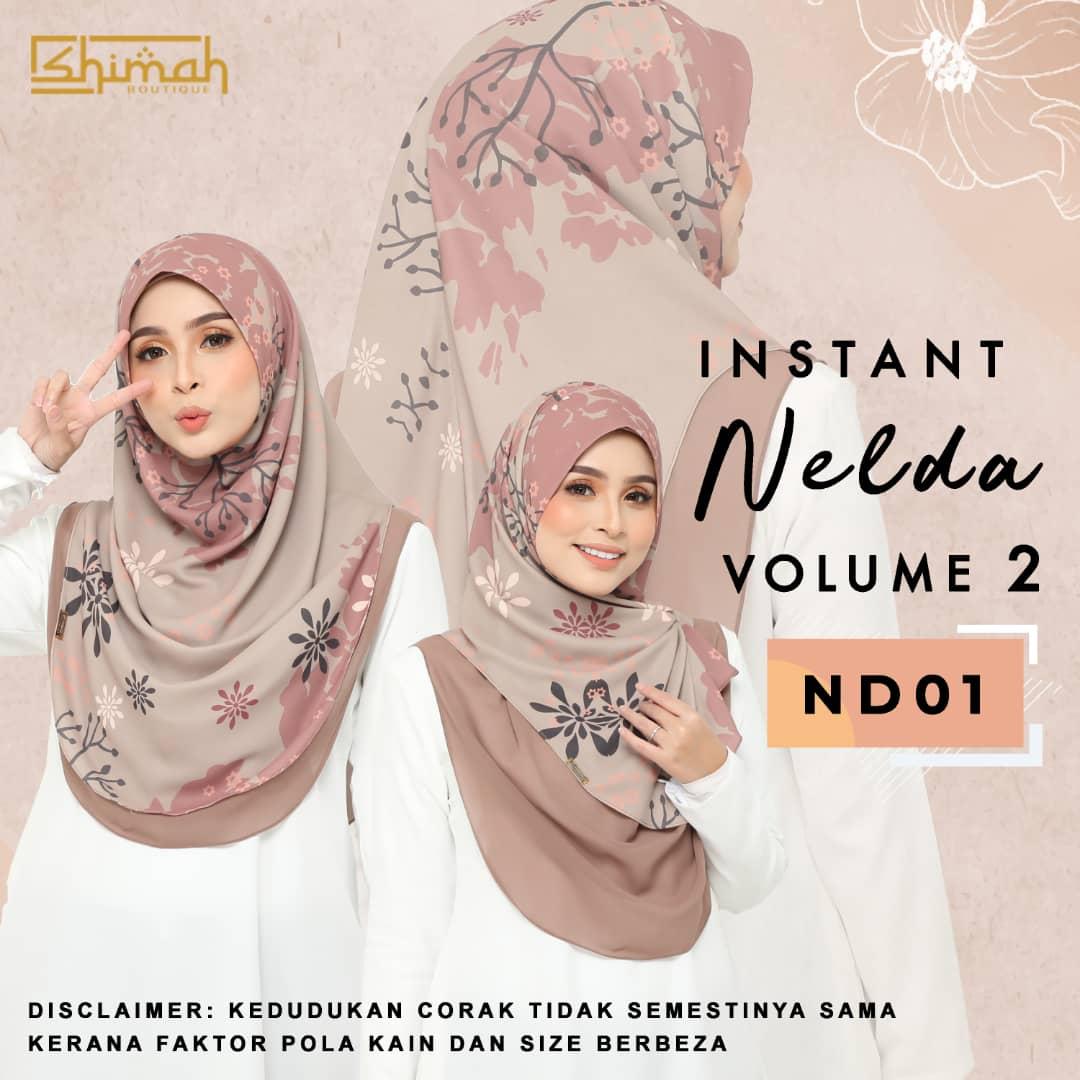 Instant Nelda 2.0 (Size L) - ND01