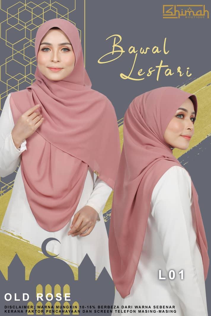 Bawal Lestari - L01