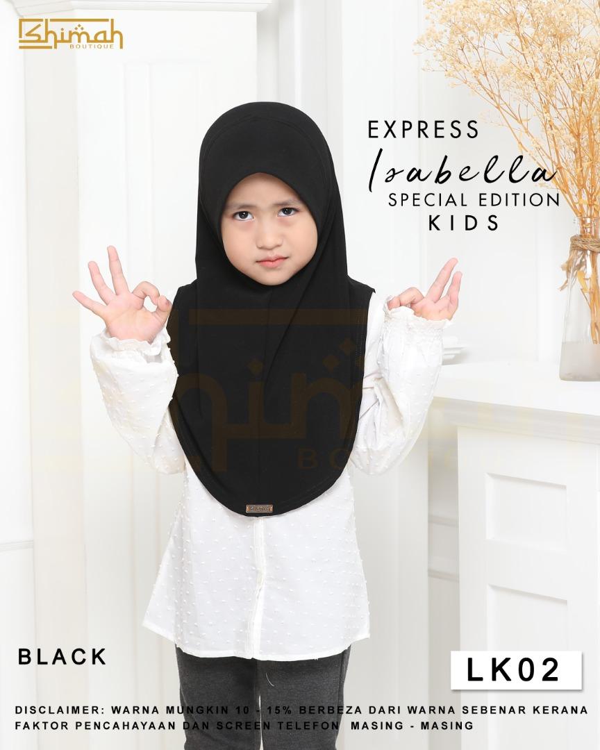 Isabella Special Edition Kids - LK02