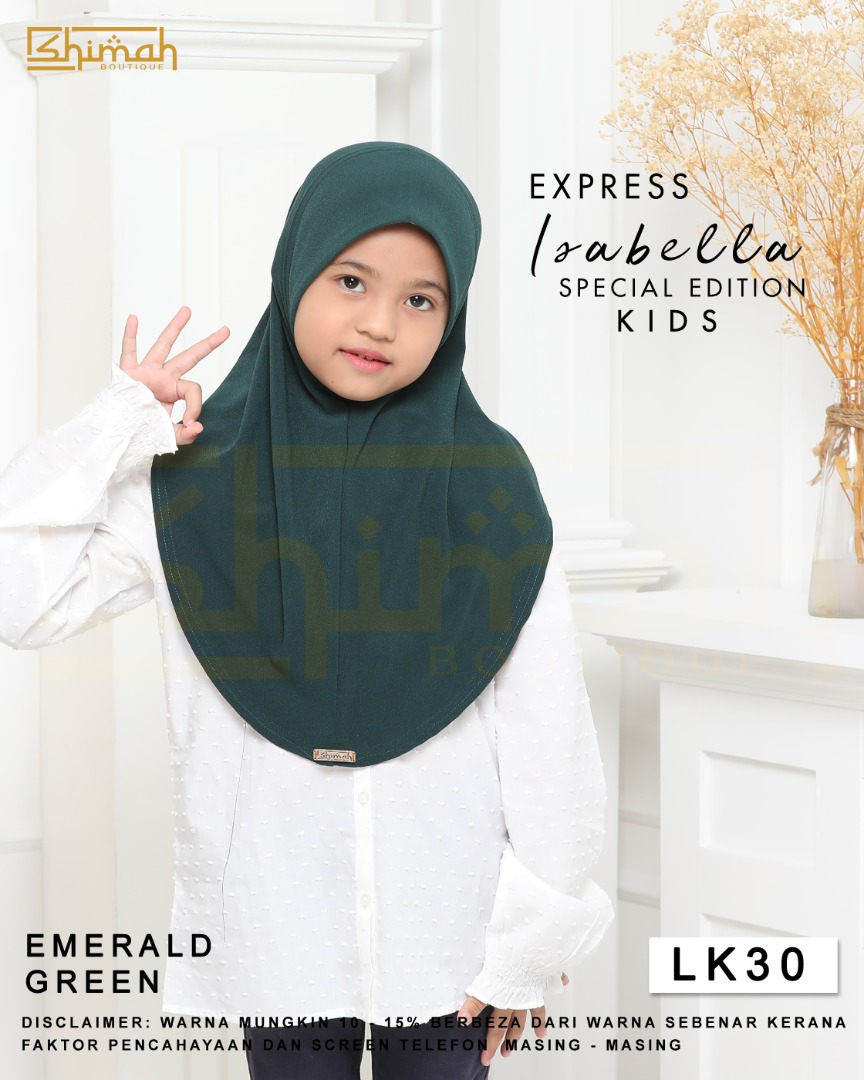 Isabella Special Edition Kids - LK30