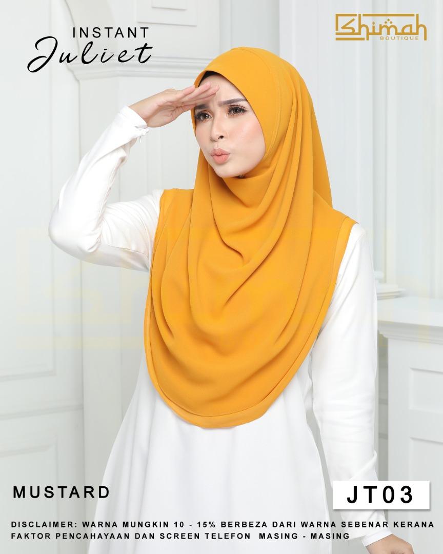 Instant Juliett (Size M & L) - JT03