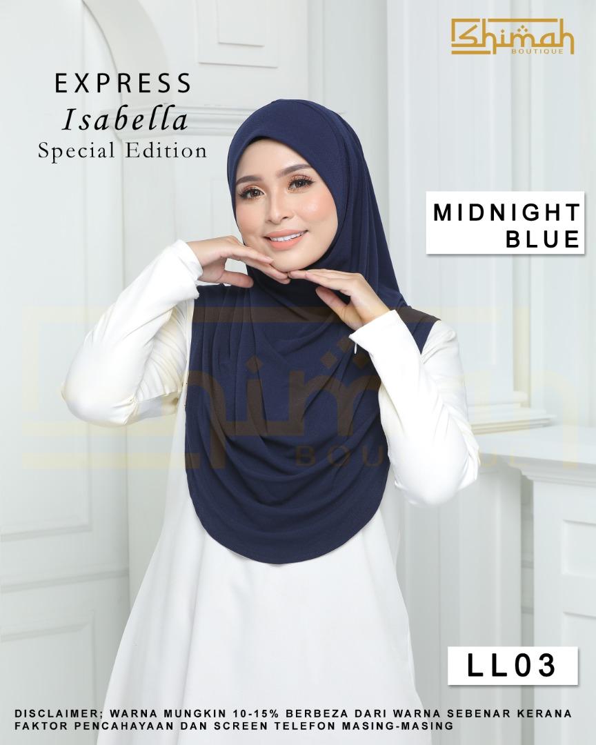 Isabella Special Edition Berdagu (Size XL) - LL03