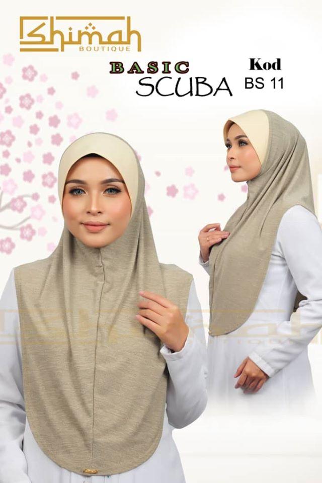 Basic Scuba - BS11