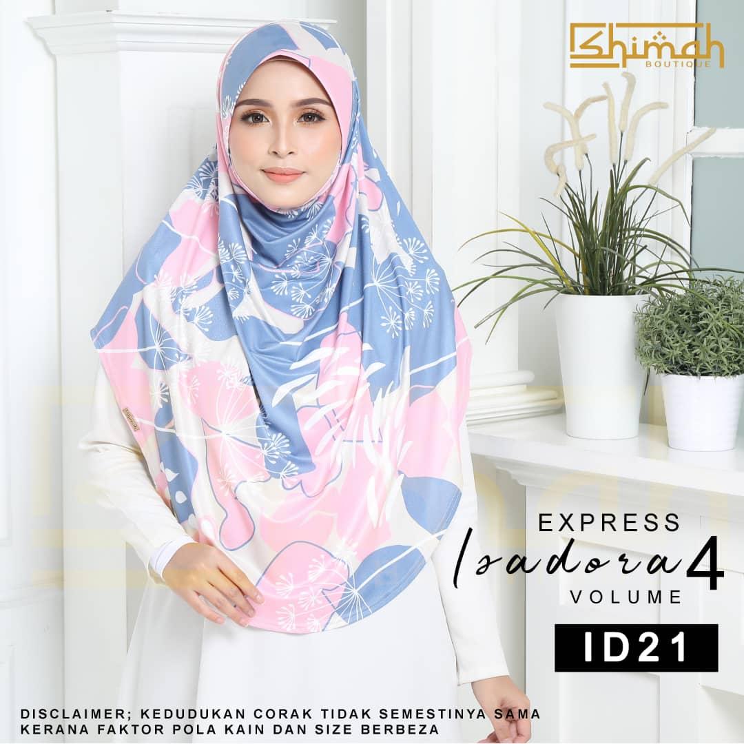 Express Isadora Vol. 4  (Size M & L) - ID21