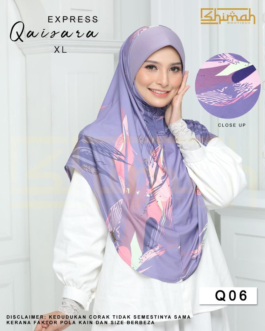 Express Qaisara - Q06 (Size XL)