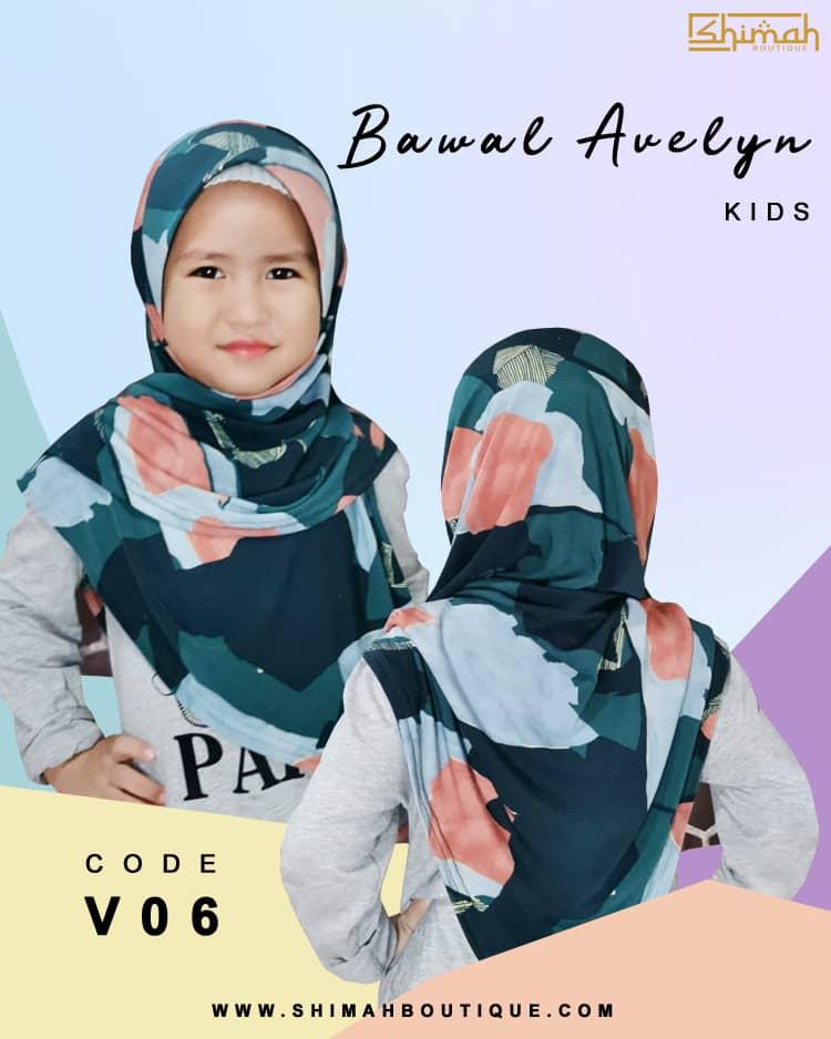 Bawal Avelyn (Size XS) - V06