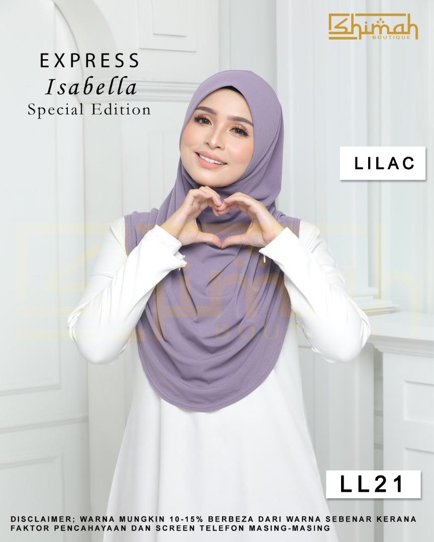 Isabella Special Edition Berdagu Size XL - LL21