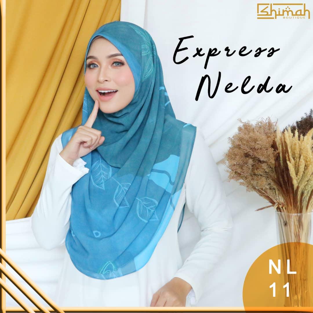 Express Nelda (Size XL) - NL11