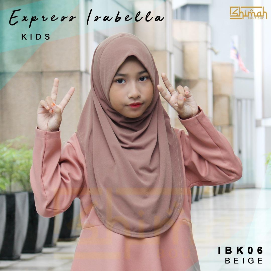 Express Isabella Kids - IBK06
