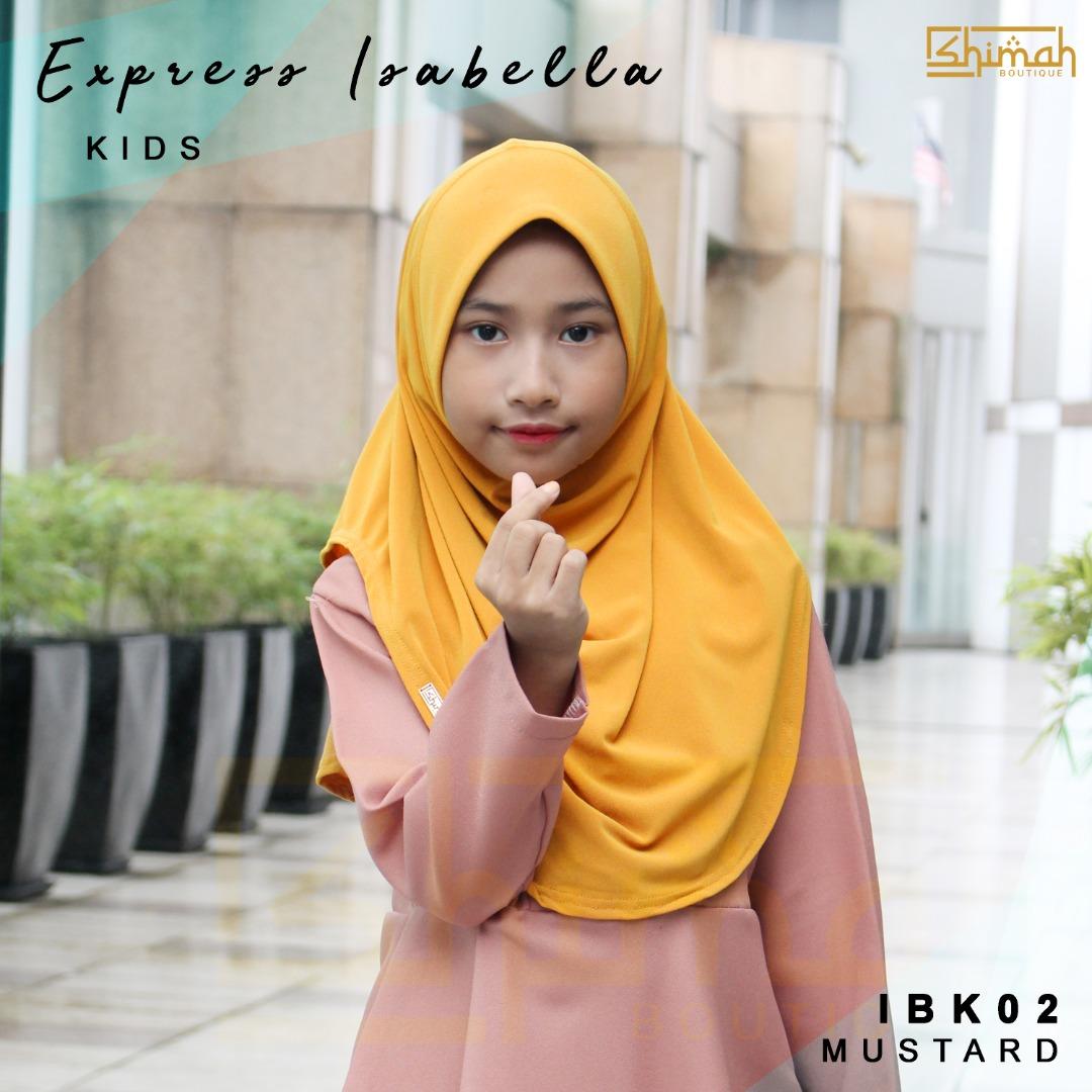 Express Isabella Kids - IBK02