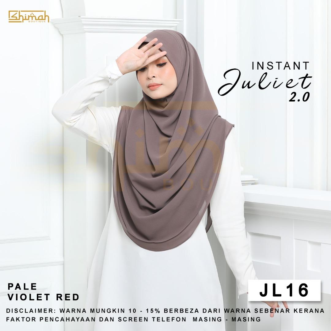 Instant Juliett 2.0 (Size XXL) - JL16