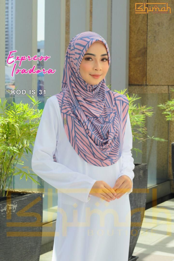 Express Isadora (Size M & L) - IS31