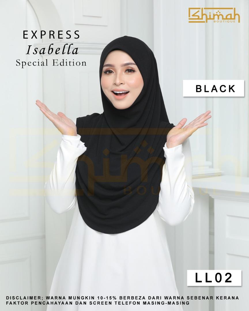 Isabella Special Edition Berdagu (Size XL) - LL02