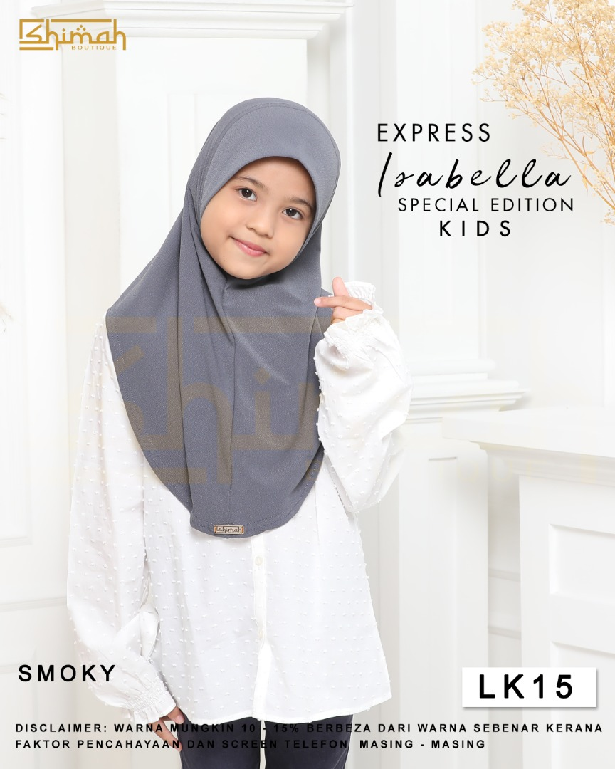 Isabella Special Edition Kids - LK15