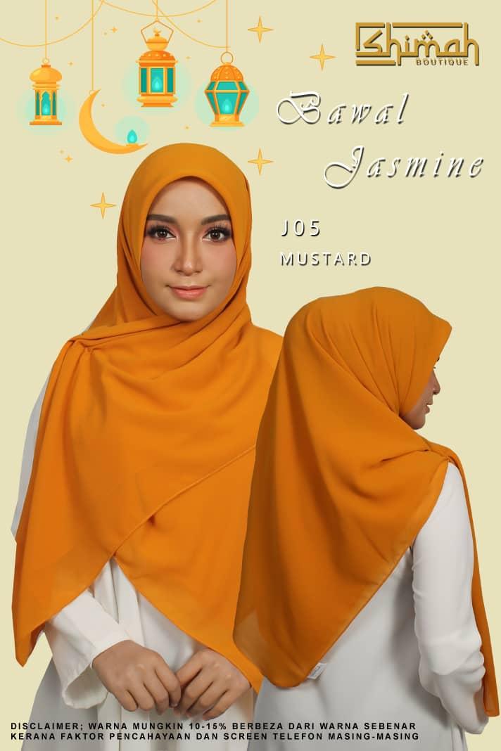Bawal Jasmine - J05