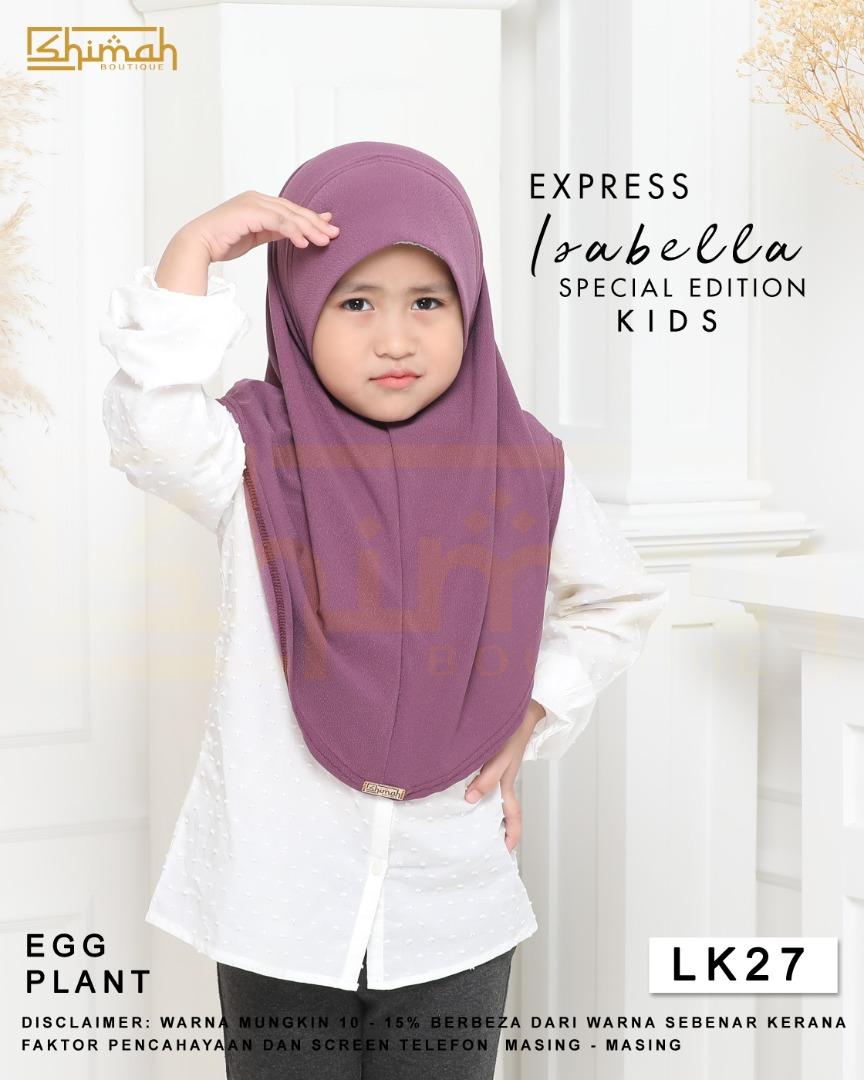 Isabella Special Edition Kids - LK27