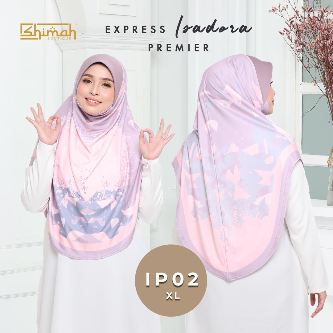 Express Isadora Premier Berdagu (L/XL) - IP02