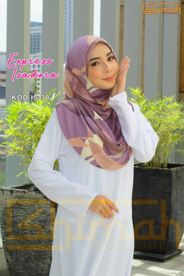 Express Isadora (Size M & L) - IS30