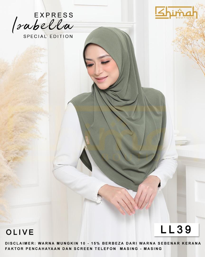 Isabella Special Edition Berdagu (Size XL) - LL39